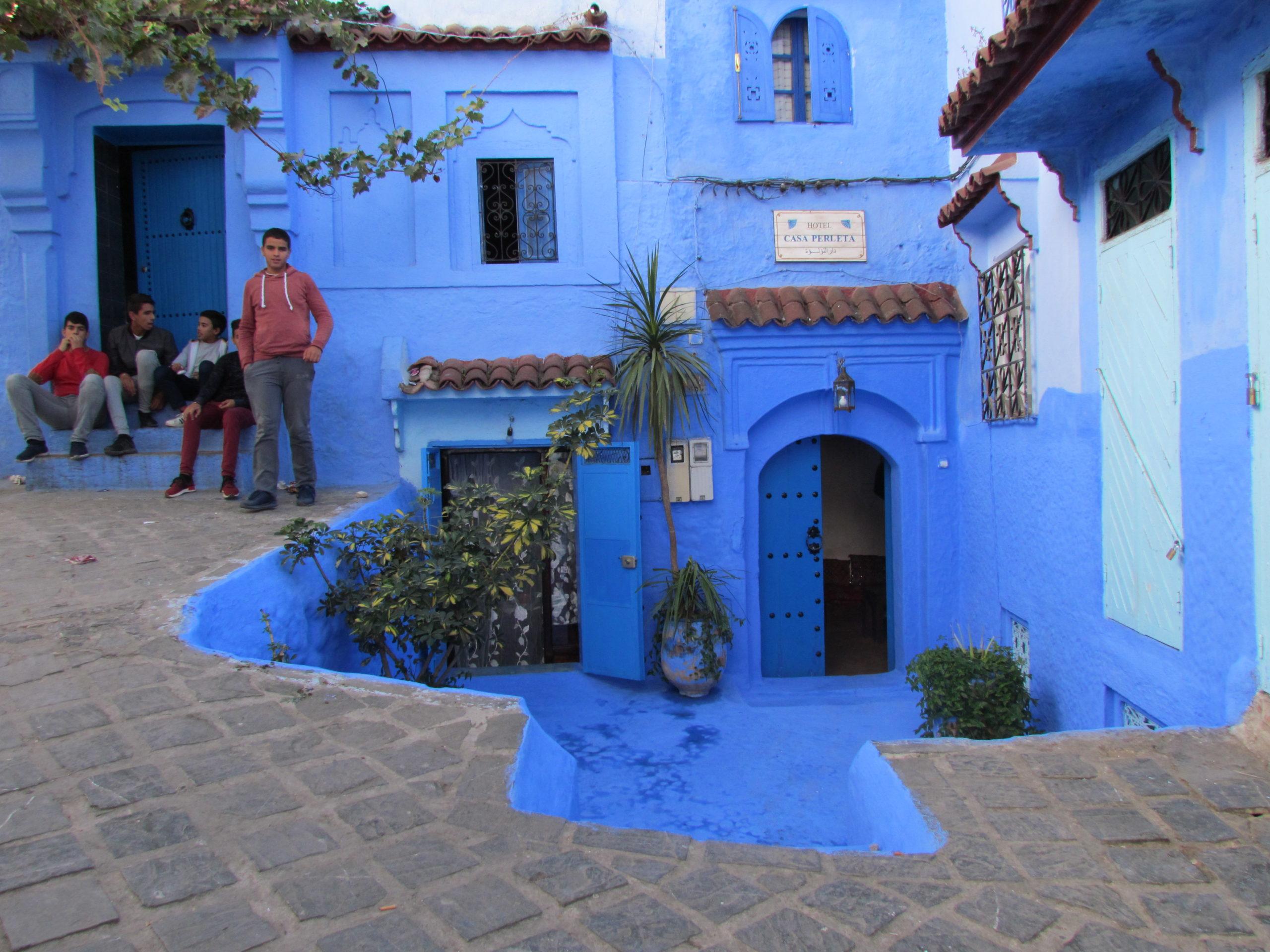 Kinder in Marokko